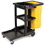 Carro de limpieza Rubbermaid 6173
