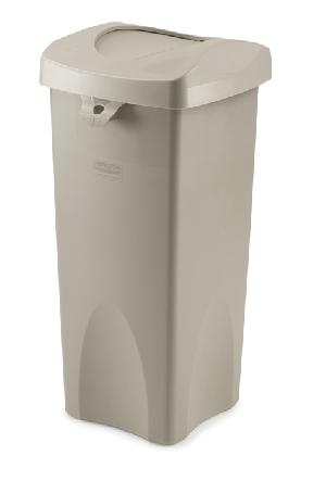 Rubbermaid Bote de Basura 7920 Untouchable