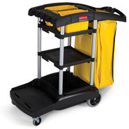 Rubbermaid Carro de Limpieza